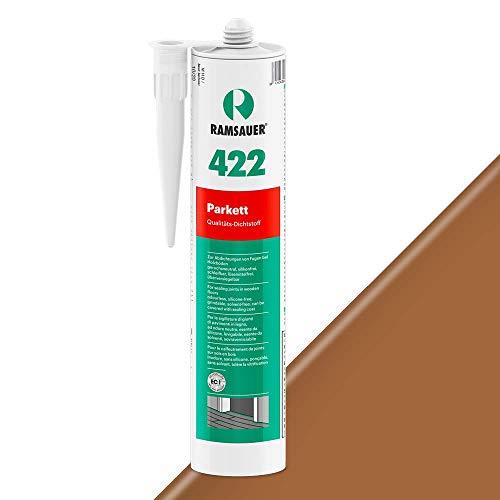 Ramsauer 422 Parkett Acryl - Fugendichtstoff für Holzböden (Nuss)