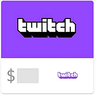 Twitch Gift Cards - Email Delivery (US Only)