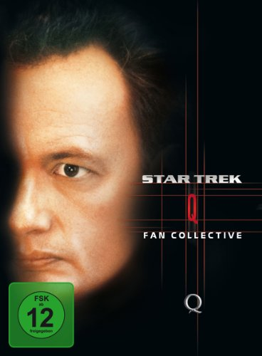 Star Trek - Q Fan Collective [4 DVDs]
