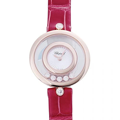ショパール Chopard ハッピーダイヤモンド アイコン ウォッチ 209415-5001 新品 腕時計 レディース (W208743) [並行輸入品]