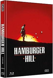 Hamburger Hill [Blu-Ray+DVD] - uncut - limitiertes Mediabook Cover B