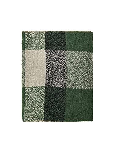 ONLY Damen ONLLIMA Check Scarf NOOS Schal, Duffel Bag/Detail:Check Tarmac, ONE Size