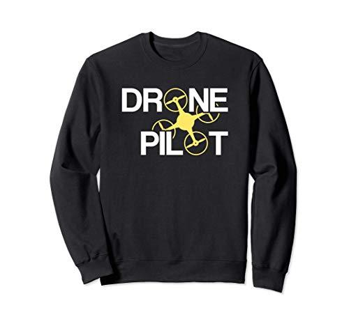 Piloto de Drones Sudadera