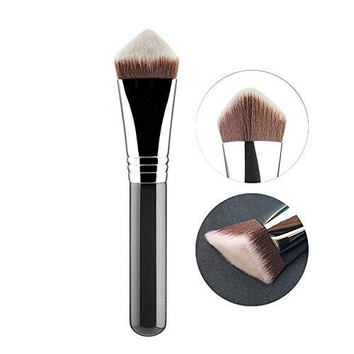 Pinceaux de maquillage femmes 1 PCS Big Foundation Big Poudre Pinceaux Réglage Make Up Cosmetic Brush Maquillage Brush Sets Outils Doux (Color : 02, Size : Libre)