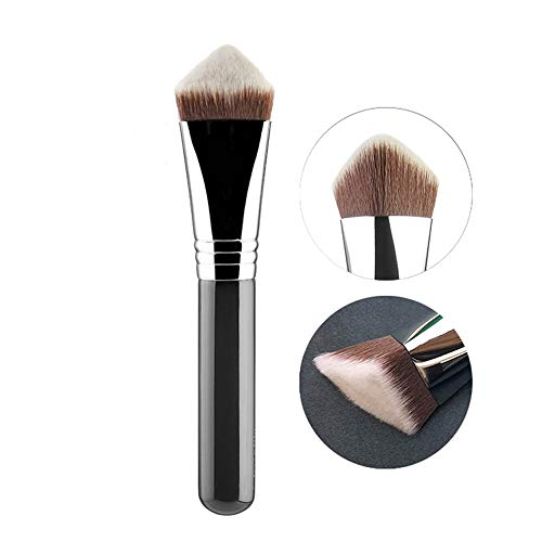 1 PCS Big Foundation Big Poudre Pinceaux Réglage Make Up Cosmetic Brush Maquillage Brush Sets Outils Brosse à maquillage XXYHYQ (Color : 02, Size : Libre)