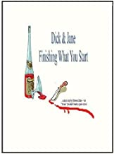 Dick and Jane - Finishing What You Start (English Edition)