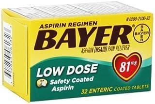 Bayer Regimen 81mg Size 32s