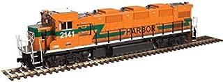 Atlas ATL10002690 HO Trainman NRE Genset II w/DCC & Sound, IHB #2142