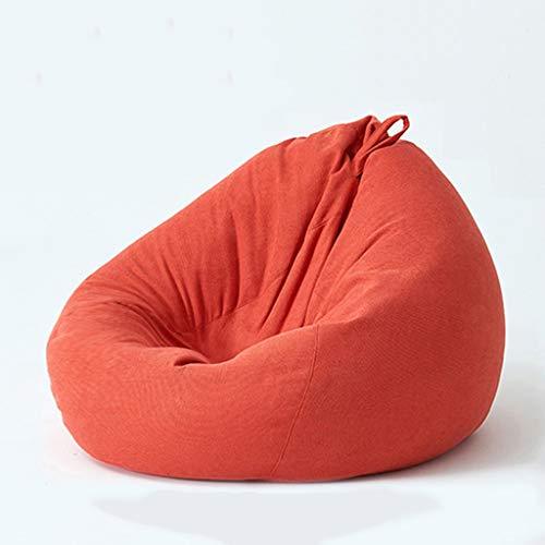 Canapé Paresseux Lazy Sofa – fauteuil voor slaapbank – fauteuil voor volwassenen – fauteuil met superzachte zak – bekleding van microvezel, milieuvriendelijk L A04