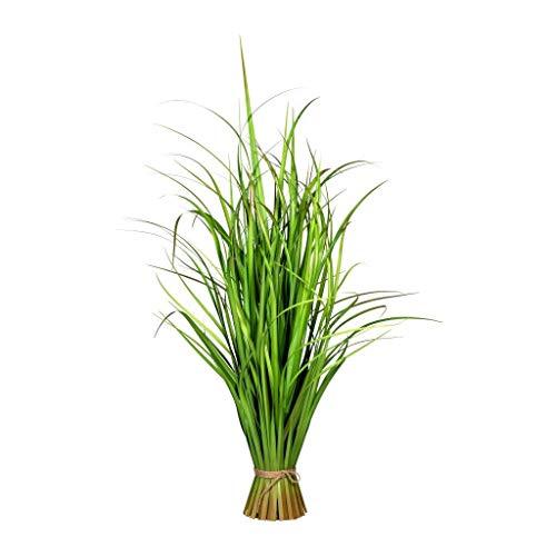 Kunstpflanze MISCANTHUS Grasbund, Grasbusch ca 120 cm. Stehgras-Bündel. Dekogras, Chinaschilf Chinagras. 3319681-50