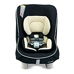TRU-SAFE: Combi utilizes Tru-Safe Side Impact Protection in its Convertible Car Seat. This offers deep side walls and a layer of energy absorbing foam to distribute crash energy away from your baby and toddler's neck, head and spine. The removable in...