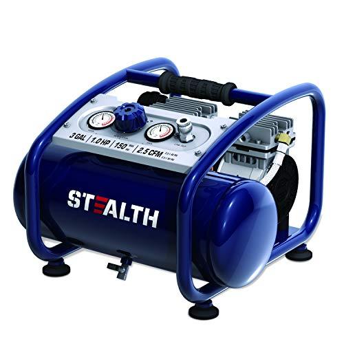 STEALTH SAQ-1301 Ultra Quiet Air Compressor