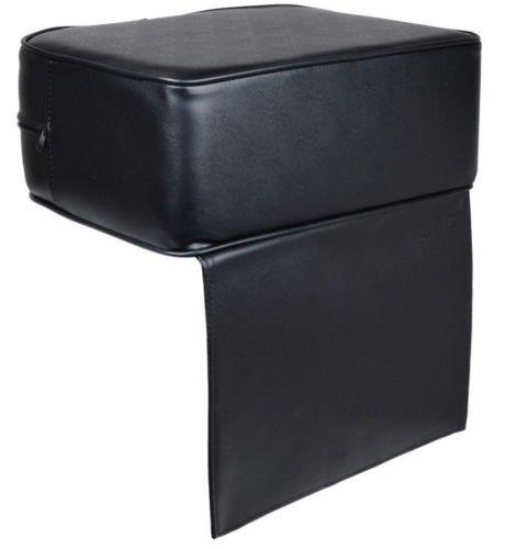 Best Price Black Child Booster Seat Kid Barber Chair Kids Children Spa Salon Equipment New