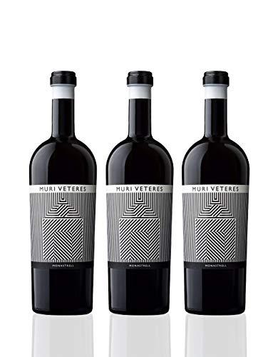 Bodegas Carchelo MURI VETERES 3 botellas Vino Tinto DO Jumilla