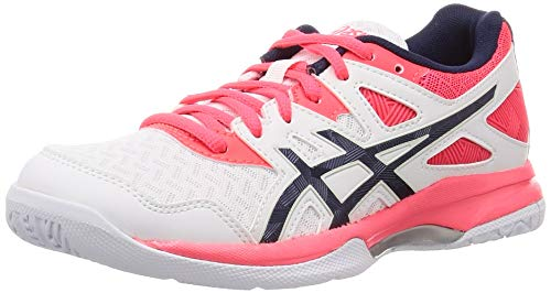 ASICS Damen Gel-Task 2 Leichtathletik-Schuh, Blanco Diva Pink, 40.5 EU