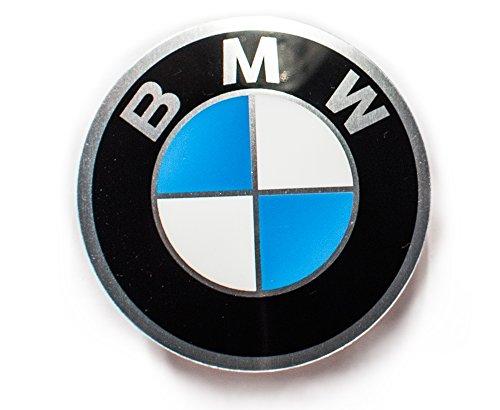 BMW 36131181082 Emblem Logo 45mm Lenkrad Center Cap Badge Aufkleber