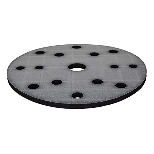 Best Bargain Eagle 971-0101 - NEO Interface Pad for 6 inch discs - 15 holes - Semi-Firm - 2 pads