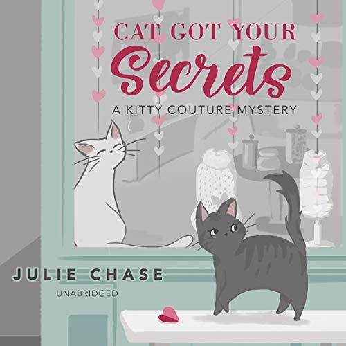 Cat Got Your Secrets audiobook cover art