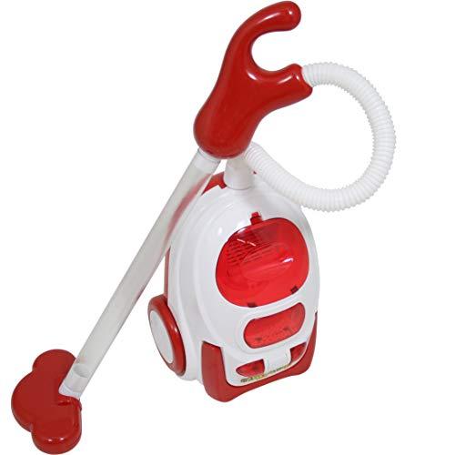 Eddy Spielzeug Staubsauger mit Geräuschen Kinderstaubsauger Kinder Haushaltsgeräte