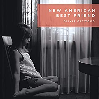 New American Best Friend audiobook cover art