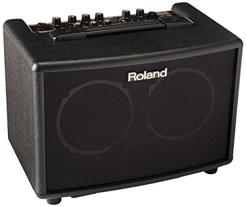 Roland Ac-33 Acoustic Chorus Guitar Amplifier, Super Portable, Versatile, Battery-Powered Stereo Acoustic Guitar Amp