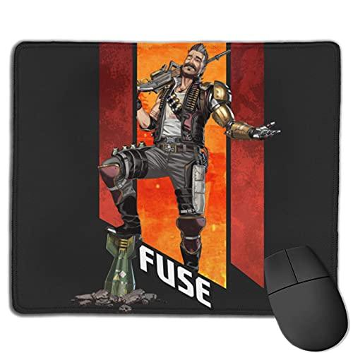 Gaming-Mauspad Apex Legends Sicherung Rutschfeste Gummiunterseite Mauspads für Computer Laptop Büro