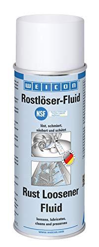 WEICON - Quitaesmalte líquido para metal sensible, 400 ml