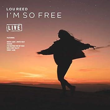 I'm So Free (Live)