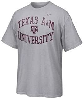 Nike Texas A&M Aggies Inverted Arch Tee