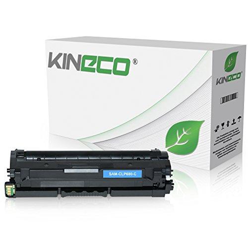Toner kompatibel zu Samsung CLP-680ND, CLP-680DW/SEE, CLP-680 Series, CLX-6260FR FW ND - CLT-C506L/ELS - Cyan 3.500 Seiten