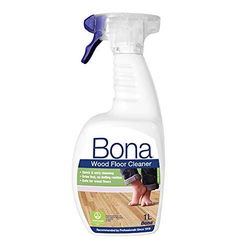 Detergente Bona para suelos de madera, Spray - 1 Litre