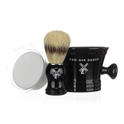 Van Der Hagen Men's Luxury, Shave Set by Van der Hagen