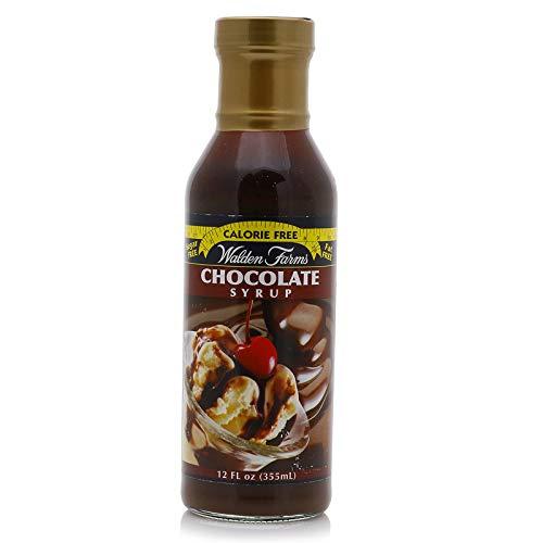 WALDEN FARMS SIROPE DE Chocolate 355 ML