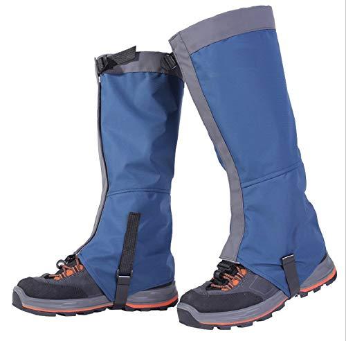 wasserdichte Schnee Bein Gamaschen Atmungsaktiv Schnee Leggings Lange Outdoor Wandern Angeln Stiefel Gamaschen Jagd Reiten