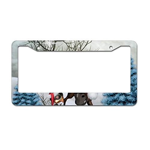 Save Our Oceans Aluminum Metal License Plate Frame Holder Black License Plate Cover for Women//Men with Chrome Screw Caps US Standard