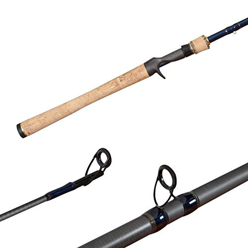 SHIMANO Compre 7'6 Muskie Casting Fishing Rod