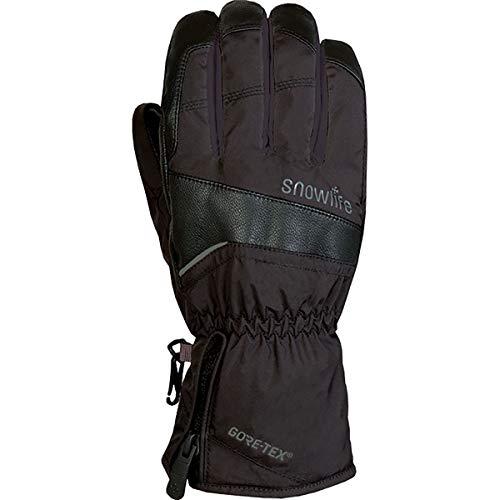 Snowlife Damen Super GTX Handschuhe, Black