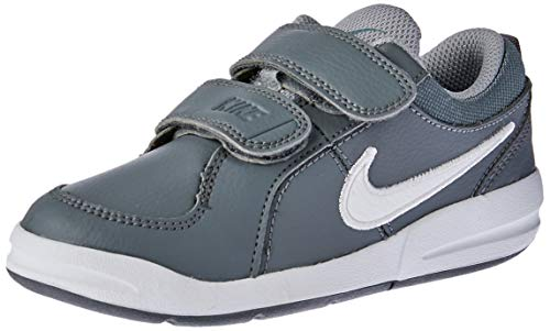 Nike Jungen Pico 4 (PSV) Tennisschuhe, Grau (Cool Grey/White/Wolf Grey 022), 35 EU
