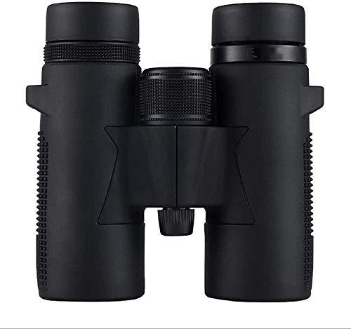 SXXYTCWL Telescopio - 10X42 Observación de Aves prismáticos for Adultos con Vidrio.Impermeable, Amplio Campo de, Enfoque Estrecho.La Experiencia Mejor y más Brillante de Aves Viendo en Ultra jianyou
