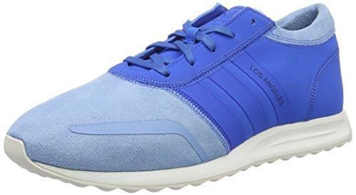 adidas Unisex-Erwachsene Los Angeles Sneaker, blau, 40 2/3 EU