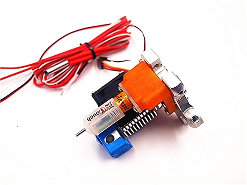 E E-NICES Accesorio Delta Kossel Rostock Impresora 3D M3 / M4 Holedero roscado Officor Halfector con tltouch Auto Bed Sensor Sensor Touch Supbe (Size : 1.75mm12V M4effector)