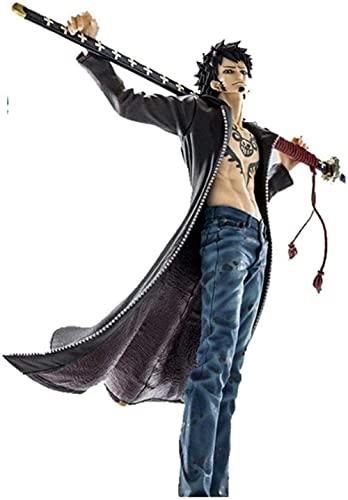 LHLBD MNZBZ One Piece: Trafalgar D Ley (Cuchillo de Transporte) Figura de acción Modelo Estatua Decoraciones de una Pieza Adornos de Regalo de muñeca
