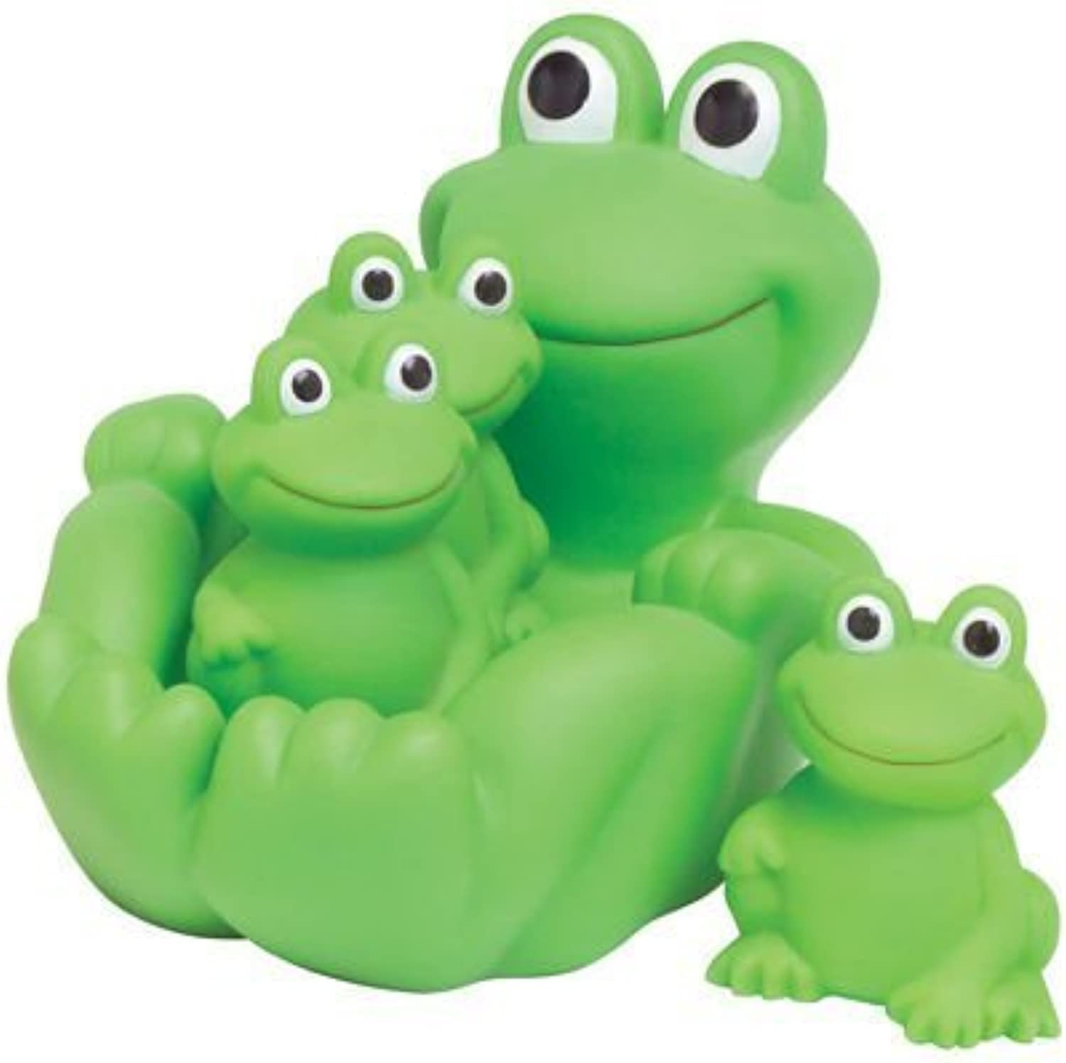 Frog Family Bath Toy  Floating Fun  by D&D Distributing [Toy]