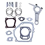 68MM Piston Ring Connecting Rod Engine Full Gasket Set for Honda GX160 GX 160 5.5HP 4-Cycl...