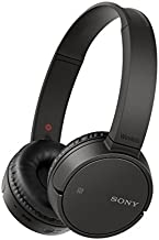 Sony WH-CH500 Wireless On-Ear Headphones, Black (WHCH500/B)
