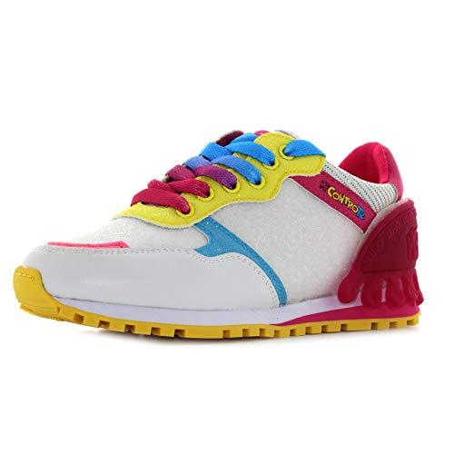 Liu Jo Sneaker Me Contro Te Wonder 2 Bianco