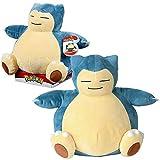 Auswahl Premium Plüsch-Figuren | Pokemon | Plüsch-Tier in Geschenkbox 27-30 cm, Plüsch:Relaxo