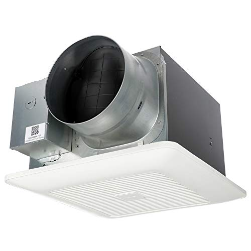 Panasonic FV-1115VK2 WhisperGreen Select Ventilation Fan, 110-130-150 CFM