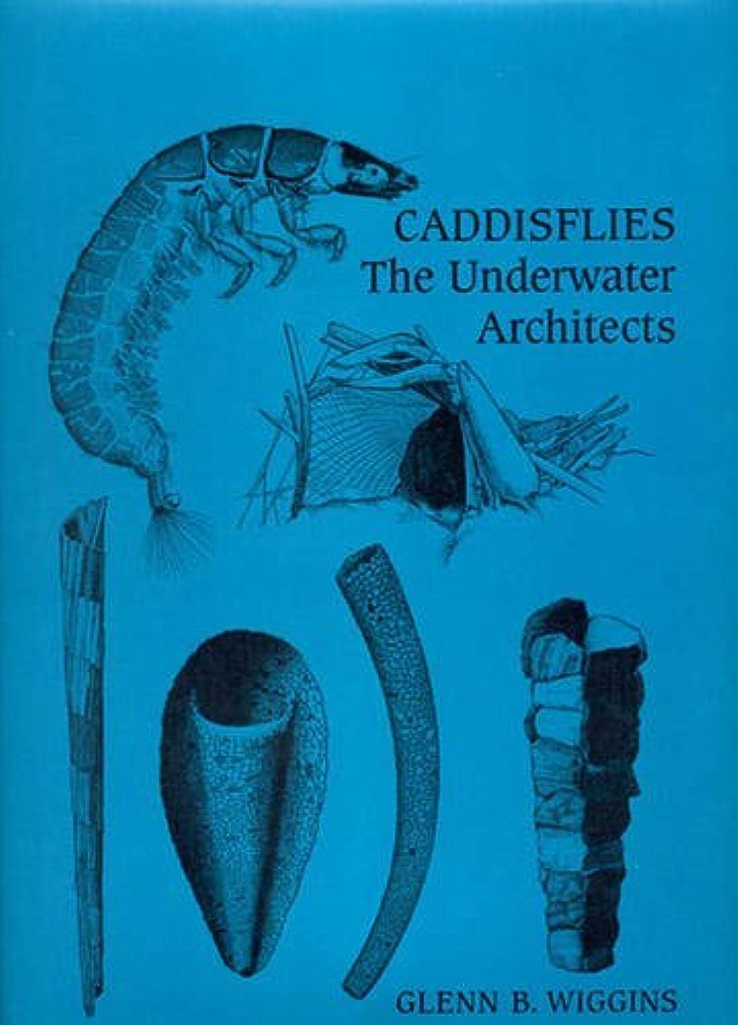才能のあるそこから受取人Caddisflies: The Underwater Architects (Heritage)