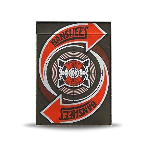 Banshees Advanced (Tarjetas para lanzar) - Juegos de Cartas de Murphy's Magic Supplies